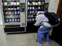Forcing People At Vending Machines To Wait Nudges Them To Buy He